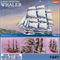 NEW BEDFORD WHALER - Academy - 1/200