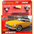 MGB ROADSTER - START-SET Airfix - 1/32