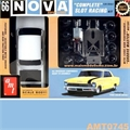 SLOT RACING KIT - 1966 Chevy NOVA - AMT - 1/25