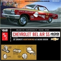 1962 - CHEVROLET Bel Air Super Stock 409 - AMT - 1/25