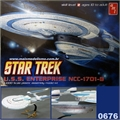 STAR TREK USS ENTERPRISE NCC-1701-B - AMT - 1/1000