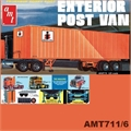 EXTERIOR POST VAN - AMT - 1/25