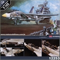 F-14 A TOMCAT U.S. NAVY Fighter - Academy - 1/48