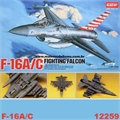 F-16A/C FIGHTING FALCON - Academy - 1/48