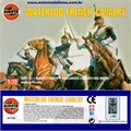 N W - WATERLOO FRENCH CAVALRY - Airfix - 1/72