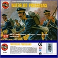 N W - WATERLOO PRUSSIANS - Airfix - 1/72
