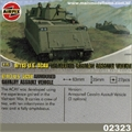 M113 U.S. ACAV ARMOURED Cavalry Assault Vehicle - Airfix - 1/76