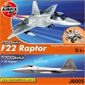 F-22 Raptor - QUICK BUILD Airfix