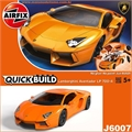 Lamborghini Aventador LP 700-4 - QUICK BUILD Airfix