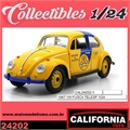 1967 - VW Fusca Telesp - California - 1/24