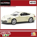 CJ43 - PORSCHE 911 TURBO (997) Branco - California Junior - 1/43