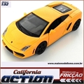 Lamborghini GALLARDO LP 560-4 Laranja - California Action - 1/32