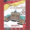 BRANDENBURG GATE - Cubic Fun - MC207h