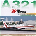 DW - AIRBUS A321 TAP AIR PORTUGAL - DRAGON WINGS - 1/400