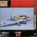 EM - T-6 LT-6G OF 614th Tatical Control Group KOREA 1953 - Easy Model - 1/72