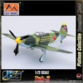 EM - YAK-3 - EASTERN RUSSIA 1945 - Easy Model - 1/72