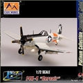 EM - F4U-4 CORSAIR USN KANSAS 1956 - Easy Model - 1/72