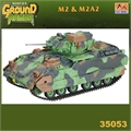 EMT - M2A2 Bradley IFV - Easy Model - 1/72