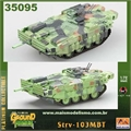 EMT - STRV 103 MBT  - Easy Model - 1/72