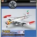 EM - F-84G Thunderjet - Italy Air Force - Easy Model - 1/72