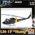 EM - Helicóptero UH-1F HUEY U.S. Air Force - Easy Model - 1/72