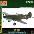 EM - P-40B/C WARHAWK 154th IAP Soviet Naval Aviation 1942 - Easy Model - 1/72