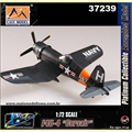 EM - F4U-4 CORSAIR MIAMI NAS USNR - Easy Model - 1/72