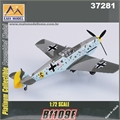 EM - Messerschmitt BF-109 E- 4/JG51 - Easy Model - 1/72