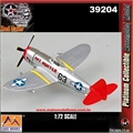 EM - P-47D Thunderbolt RED TAILS - Easy Model - 1/72