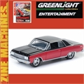 1964 - CHEVROLET CHEVELLE - Greenlight Zine Machines - 1/64