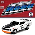 RR - 1969 FORD MUSTANG BOSS 302 - Greenlight - 1/64