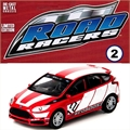 RR - 2012 FORD FOCUS ST RACING CONCEPT - Greenlight - 1/64