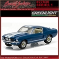1967 - Shelby GT-500 - Greenlight Barrett-Jackson - 1/64