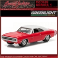 1970 - Dodge HEMI Charger R/T - Greenlight Barrett-Jackson - 1/64