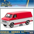 CR14 - 1976 Chevrolet D20 - Greenlight Country Roads - 1/64