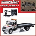 INTERNATIONAL DuraStar Flatbed - Greenlight - 1/64