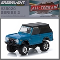 1975 Ford BRONCO - Greenlight - 1/64