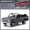 1977 Plymouth Trailduster - Greenlight - 1/64