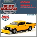 2014 - Dodge RAM 1500 Tradesman - Greenlight - 1/64