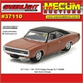1970 - Dodge Charger R/T Hemi - Greenlight Mecum Auctions - 1/64