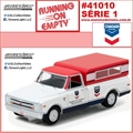 1968 - Chevrolet C-10 Pickup STANDARD OIL - Greenlight - 1/64