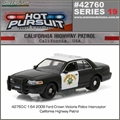 HP 19 - 2008 Ford Crown Victoria CALIFORNIA Highway Patrol - Greenlight - 1/64