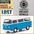 GL HOLLYWOOD 12 - 1971 Volkswagen KOMBI LOST - Greenlight - 1/64