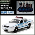 GL HOLLYWOOD 16 - 2001 Ford Crown Victoria Police - Greenlight - 1/64