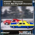 GL HOT PURSUIT Diorama - Greenlight - 1/64