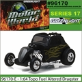 MW 17 - Topo Fuel Altered Dragster - Greenlight - 1/64