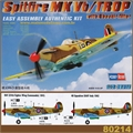 SPITFIRE MK Vb/TROP w.Aboukir filter - Hobby Boss - 1/72