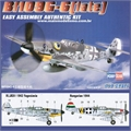 Messerschmitt BF109 G 6 (late) - Hobby Boss - 1/72