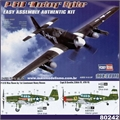 P-51B MUSTANG Fighter - Hobby Boss - 1/72