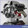 Motor DODGE 6.1l SRT HEMI V8 - HAWK - 1/6